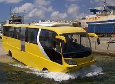 Autobusas amfibija