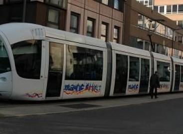 Ciuriche – nauja tramvajaus linija