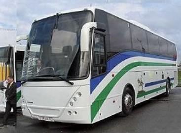 NEFAZ – turistinio autobuso modelis