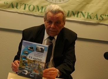 Leidinyje – šalies automobilių transporto istorija