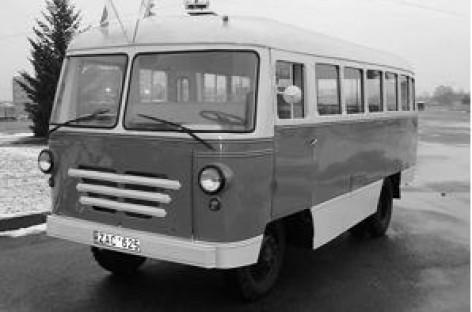 Autobusas KAG-3