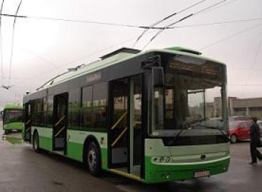 Sevastopoliui bus nupirkta keletas dešimčių naujų troleibusų ir autobusų