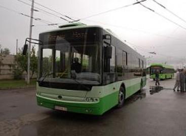 Ukrainietiški autobusai veržiasi į Europą