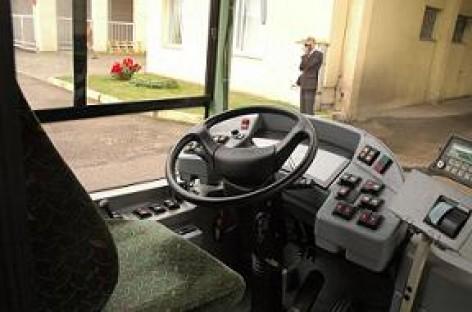 Autobusų vairuotojams gresia didesnės baudos
