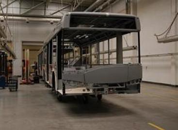 Į Rusiją iš ES gabenti išardyti autobusai