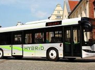 """Susipažinkime: """"Solaris Urbino 12 Hybrid"""""""