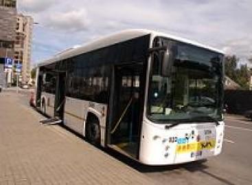Italai pažadėjo vilniečiams dar vieną autobusą
