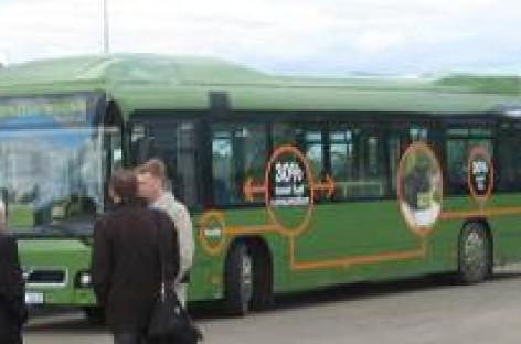 """Kaune – """"Volvo 7700 Hybrid"""""""