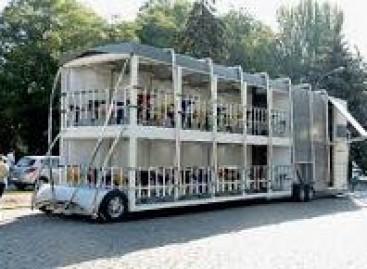 Autobusas-kavinė