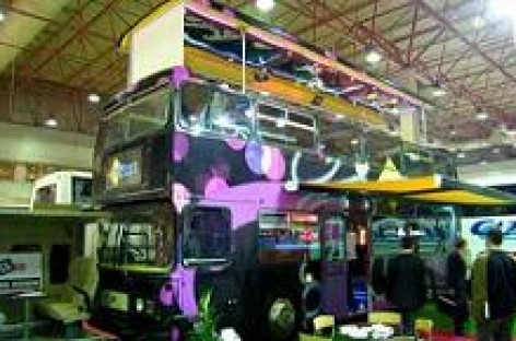 Autobusas-baras