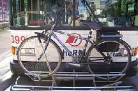 Dviratis viešajame transporte. Už ar prieš?