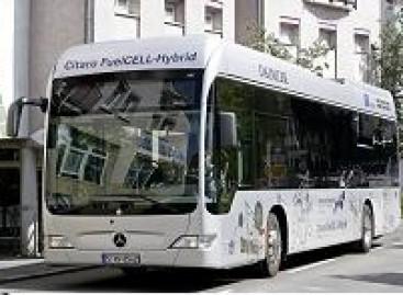 """Mercedes-Benz Citaro FuelCell-Hybrid"" – ekologinių tradicijų tęsinys"