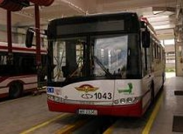 Radomas: miestas, teikiantis prioritetą ekologiškiems autobusams