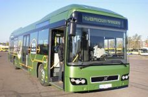Keleivių vežėjai renkasi ekologiškas transporto priemones