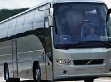 """""""Volvo 9500"""" – naujas universalus autobusas iš """"Volvo"""""""
