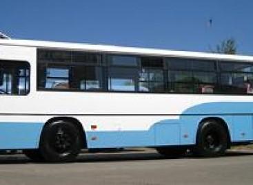 """""""Daewoo"""" surinkinės autobusus Ingušetijoje"""