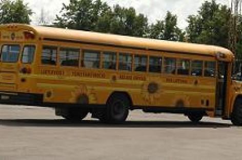 Susipažinkime: amerikietiški autobusai