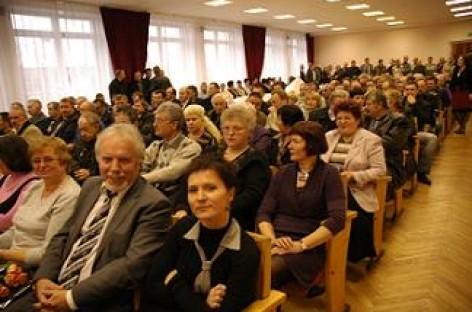 """""""Vilniaus autobusai"""" šventė jubiliejinį gimtadienį"""