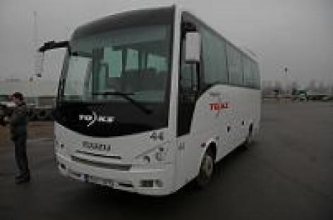 Autobusai neatlaiko Lietuvos kelių