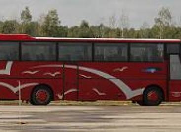 Klaipėdos autobusų parkui – 55