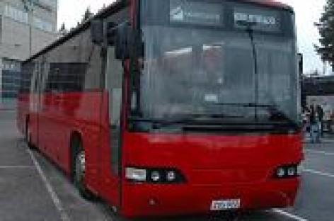 Londono gatvėse – vandenilį naudojantis autobusas
