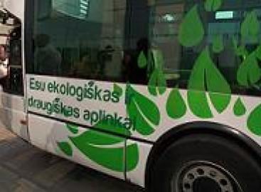 Dar viena galimybė atnaujinti transporto priemonių parkus