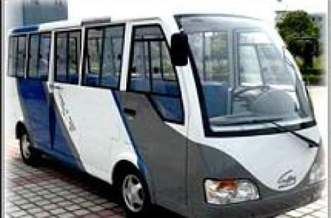 Monake – elektrinis autobusas