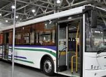 NEFAZ-52998 – geriausias Rusijos autobusas