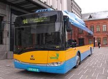"""Kauniečiams pristatytas """"Solaris Škoda 12"""""""