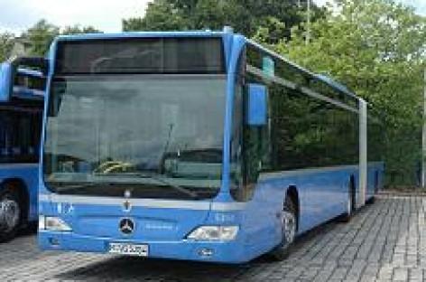 """""""Daimler"""" surinkinės autobusus Uzbekistane"""