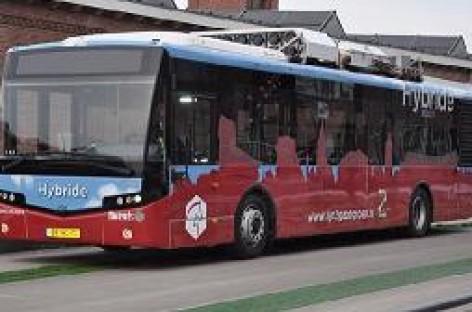 """Hibridinį autobusą pristatė ir """"VDL bus and Coach"""""""