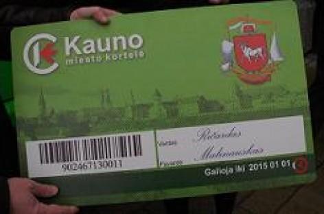 Druskininkuose ir Kaune – vieningas elektroninis bilietas