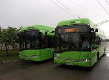 Kauno troleibusų vairuotojų streikai – neteisėti