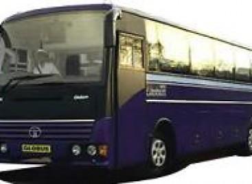 Indiški autobusai