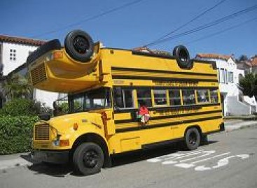 Keistos transporto priemonės