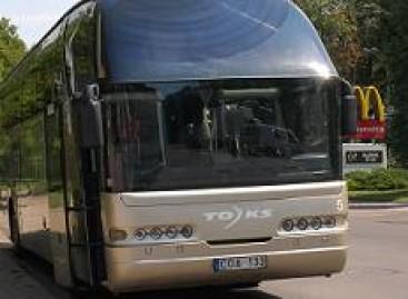 Apie siuntas autobusais – naujame interneto portale
