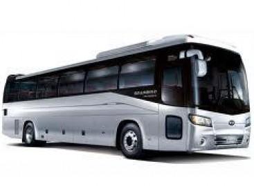 Korėjietiški autobusai