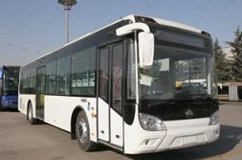 """""""Yutong"""" pateikė rinkai lengviausią autobusą"""