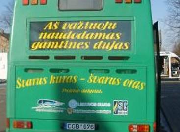 Klaipėdoje – autobusai iš Hanoverio