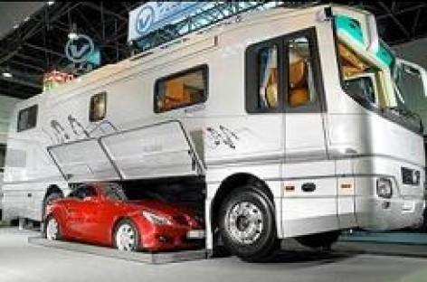 Prabangiausias autobusas pasaulyje