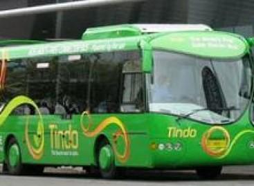 Australijoje – saulės energija varomas autobusas