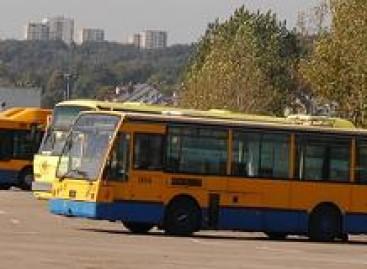 Sostinės autobusai kraustosi į antrąjį troleibusų parką