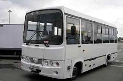 """""""BAW Street"""" – kiniškas-rusiškas autobusas"""