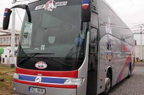 """""""Irisbus Domino"""" atsisveikina"""