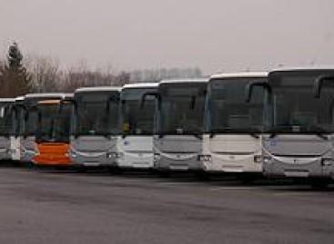 Vysoke Myto – daugiau ir įvairesnių autobusų