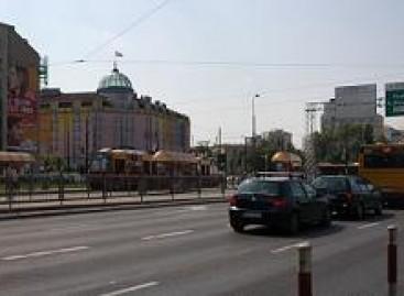 Dėl kelių mokesčio Lenkijoje