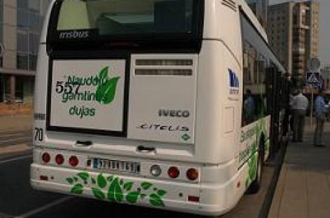 Sostinei nereikia naujų autobusų bei troleibusų