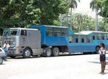 Susipažinkime: Kubos autobusai