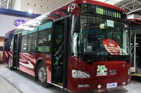 Geriausi Kinijos autobusai