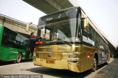 Autobusas – iš aukso